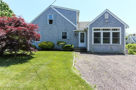 Chatham Cape Cod vacation rental - Side of house