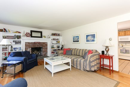 Chatham Cape Cod vacation rental - Living Room - First Floor