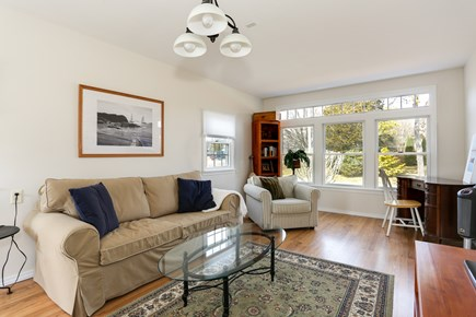 Chatham Cape Cod vacation rental - Sunroom with sleeper sofa