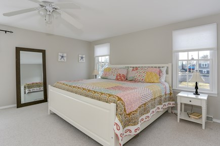 Chatham Cape Cod vacation rental - Second Floor Master Bedroom