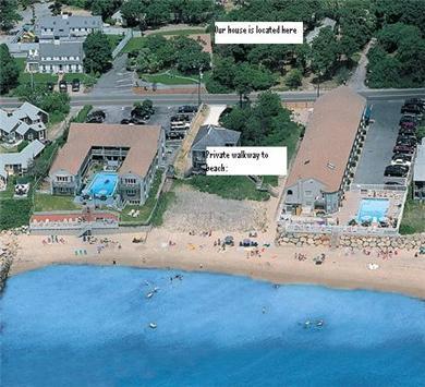 Dennisport Cape Cod vacation rental - Dennis Vacation Rental ID 17021