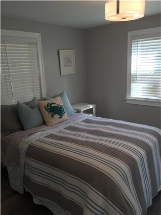 Dennisport Cape Cod vacation rental - Full bedroom with flatscreen TV and Xbox