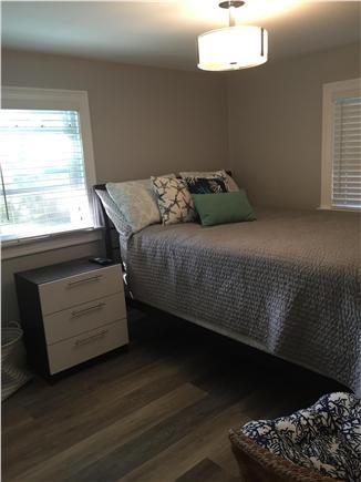 Dennisport Cape Cod vacation rental - Queen bedroom with flatscreen TV