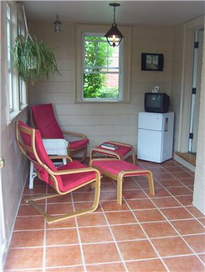 Hyannis Cape Cod vacation rental - Four Season Enclosed Porch