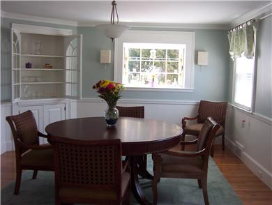 Hyannis Cape Cod vacation rental - Dining Room