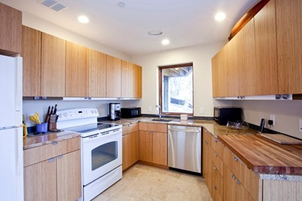 Wellfleet Cape Cod vacation rental - Gourmet Kitchen well stocked for all your needs