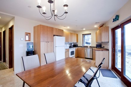 Wellfleet Cape Cod vacation rental - Open dining area