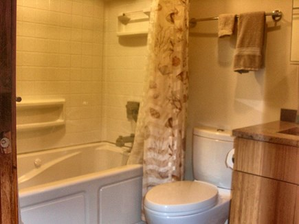 Wellfleet Cape Cod vacation rental - Bathroom #1 with Jacuzzi