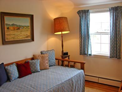 Near Lighthouse beach/Chatham Cape Cod vacation rental - Upstairs bedroom wtih trundle bed