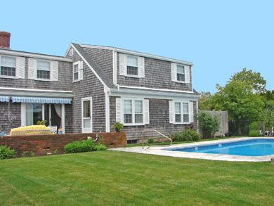 Near Lighthouse beach/Chatham Cape Cod vacation rental - Inground pool and yard, or walk minutes to beach