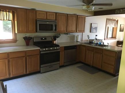 Mashpee Cape Cod vacation rental - Large Kitchen