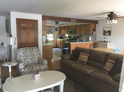 Mashpee Cape Cod vacation rental - Open floor plan