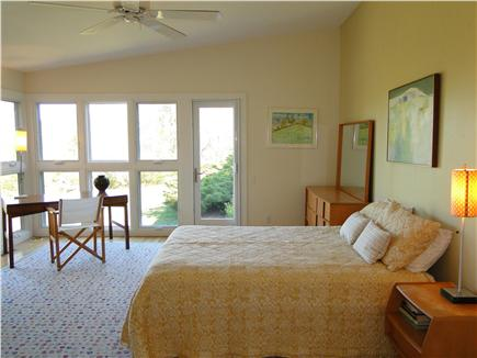 Wellfleet Cape Cod vacation rental - Large Master suite on first floor