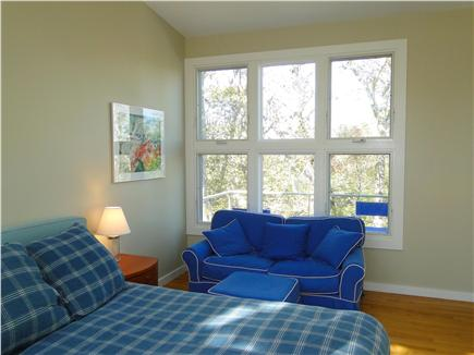 Wellfleet Cape Cod vacation rental - Upstairs Master suite – vaulted and sunny