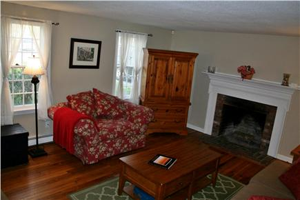 Brewster Cape Cod vacation rental - Comfortable living room