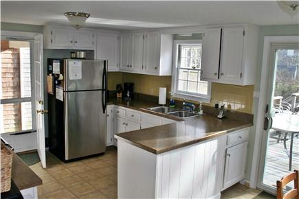 Brewster Cape Cod vacation rental - Clean and newly renovated kitchen
