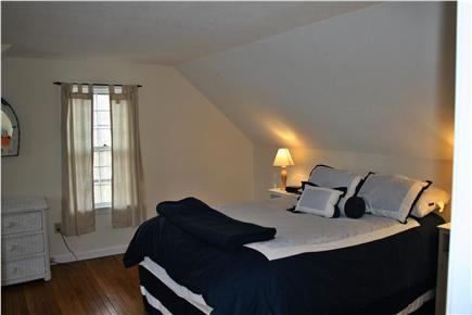 Brewster Cape Cod vacation rental - Brand New Queen bed in upstairs bedroom