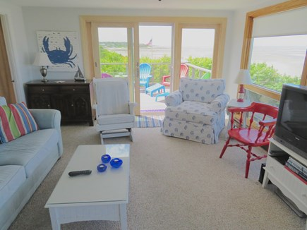 Brewster Cape Cod vacation rental - Water views are almost as stunning from inside.
