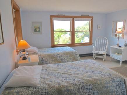 Brewster Cape Cod vacation rental - Twin bedroom, lower level.