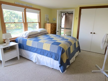 Brewster Cape Cod vacation rental - Lower level queen bedroom
