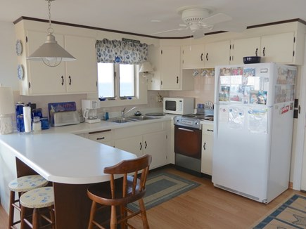 Brewster Cape Cod vacation rental - Efficient, well equipped kitchen