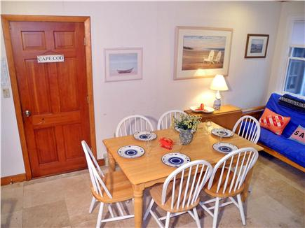 Eastham Cape Cod vacation rental - Additional seating available for large parties.