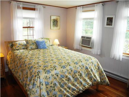 Eastham Cape Cod vacation rental - Master bedroom on 1st floor with queen