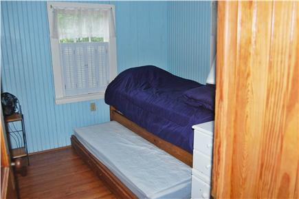 Dennisport Cape Cod vacation rental - Bedroom with Trundle Bed