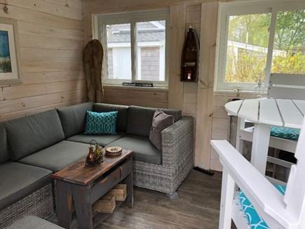 Eastham Cape Cod vacation rental - Porch interior 2