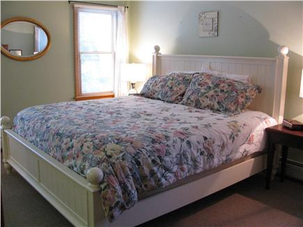 Brewster Cape Cod vacation rental - Master bedroom new pillow top mattress, amazing sleep!