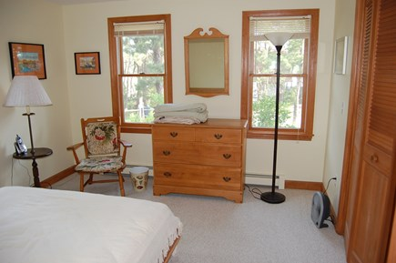 Wellfleet Cape Cod vacation rental - Bedroom 1st floor with full bath same floor