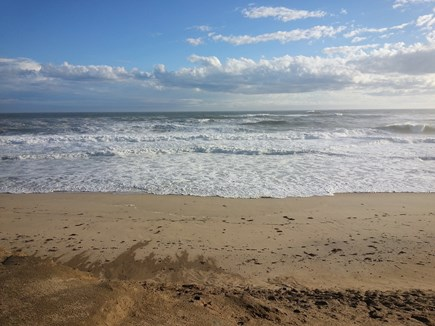 Wellfleet Cape Cod vacation rental - Indian Neck beach 5 minutes by car, 15 by bike, from house