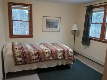 Wellfleet Cape Cod vacation rental - New 3rd bedroom, 2nd floor, rest of furniture coming in March