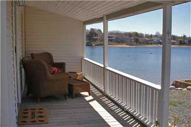Onset MA vacation rental - Furnished Porch