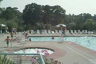 Brewster Cape Cod vacation rental - Outdoor pool