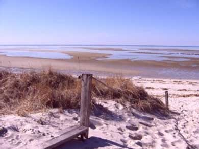 Brewster Cape Cod vacation rental - Brewster Flats at Low Tide