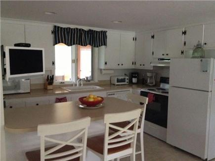 South Harwich Cape Cod vacation rental - Fully equipped kitchen for relaxing, casual family meals