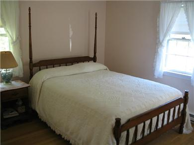 Brewster, north of 6A Cape Cod vacation rental - Master BR Queen bed