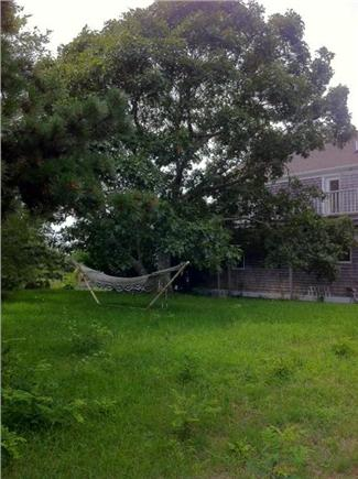 Truro Cape Cod vacation rental - Backyard