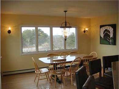 Truro Cape Cod vacation rental - Dining Room