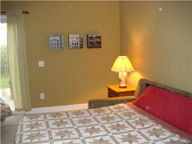 Truro Cape Cod vacation rental - Den/Third Bedroom
