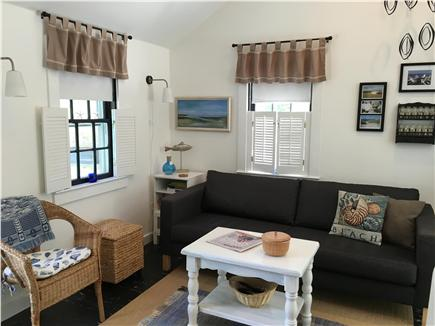 Barnstable Cape Cod vacation rental - Comfortable living room to relax and read or watch a movie.