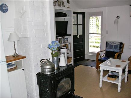 Barnstable Cape Cod vacation rental - Looking toward living room from kitchen.