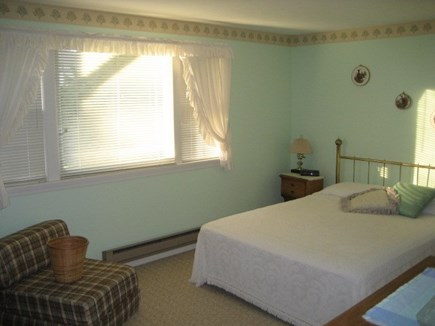 Dennis Cape Cod vacation rental - Bedroom 1 with queen bed and private full bath