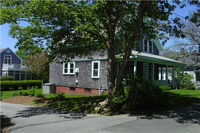 Chatham In Town Cape Cod vacation rental - Front