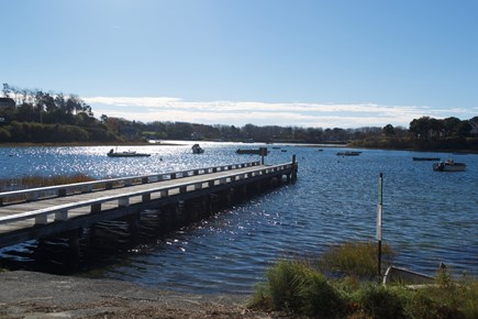 Chatham In Town Cape Cod vacation rental - Jump in the Mill Pond for a dip or go paddling.