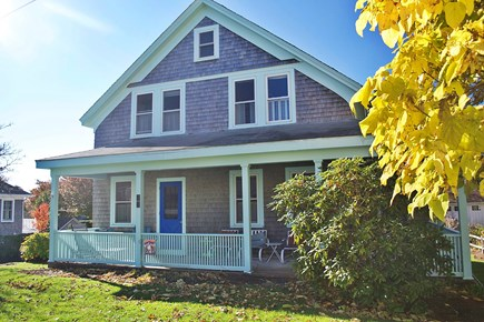 Chatham In Town Cape Cod vacation rental - Comfy original Cape house.