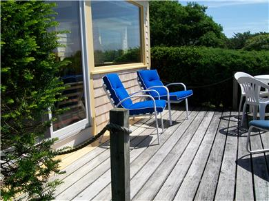 Falmouth  Cape Cod vacation rental - Deck