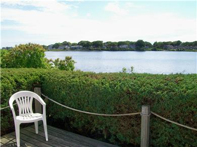 Falmouth  Cape Cod vacation rental - Water view from the deck