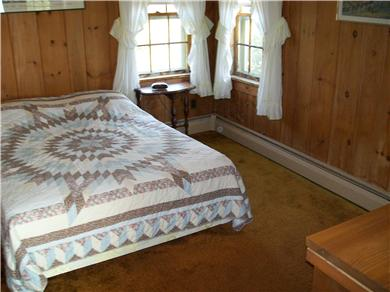 Falmouth  Cape Cod vacation rental - Front bedroom